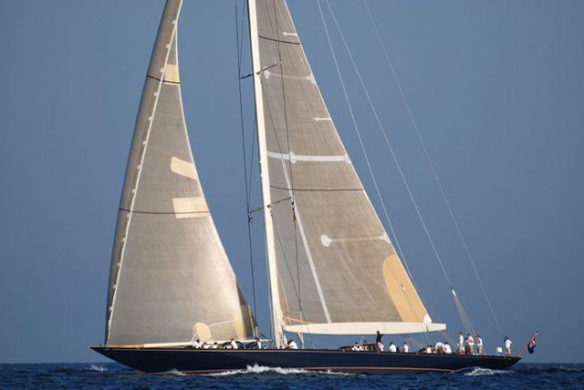 Velsheda Charter Yacht