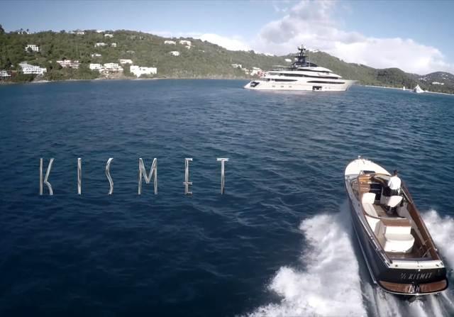 Kismet Yacht Video