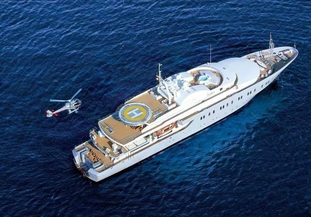 Queen Miri Yacht Video