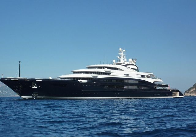 Serene Yacht Video