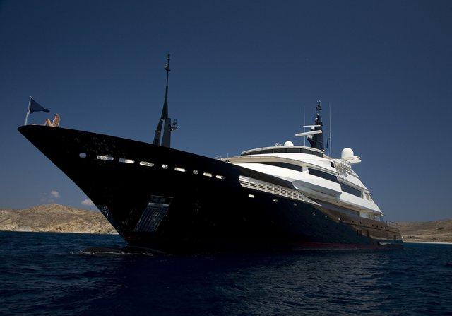 Alfa Nero Yacht Video