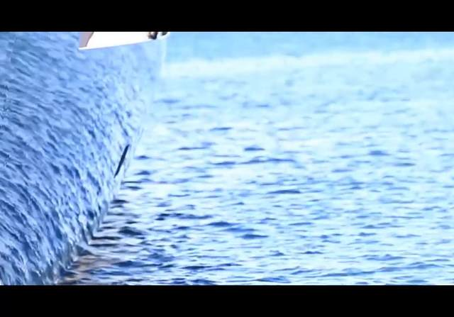 Maltese Falcon Yacht Video