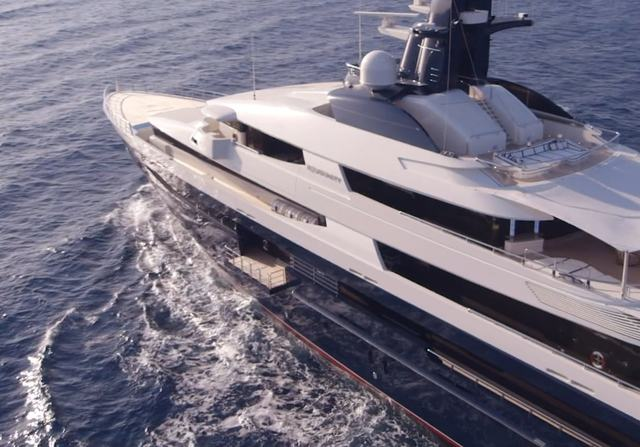 Tranquility Yacht Video