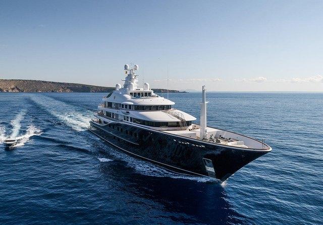 Aquila Yacht Video