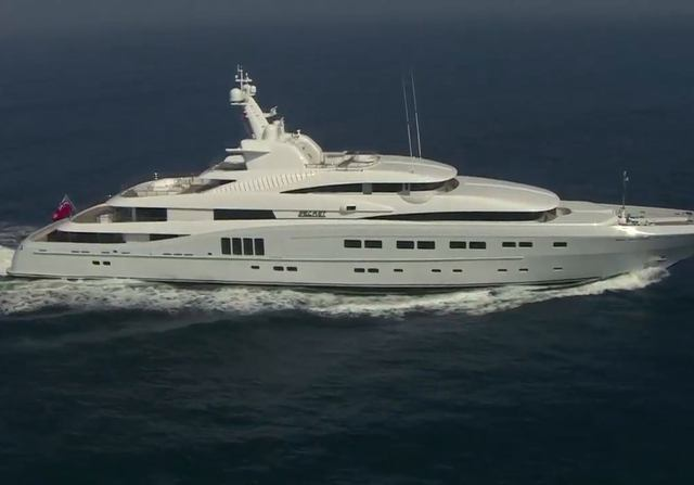 Secret Yacht Video