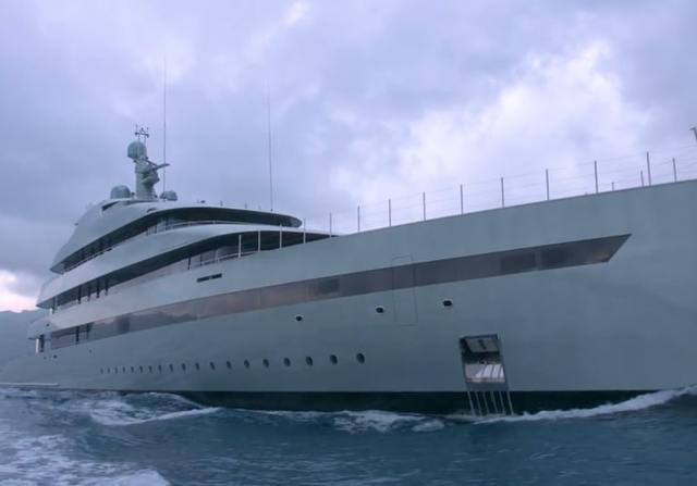 Savannah Yacht Video
