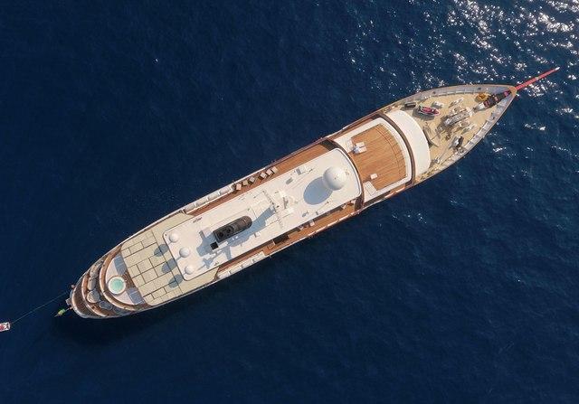 Chakra Yacht Video