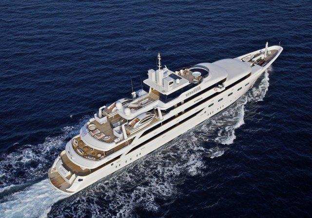 O'Mega Yacht Video