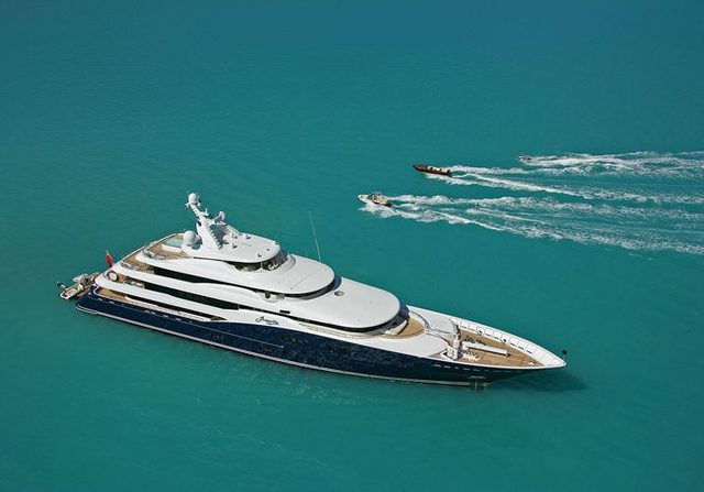 Amaryllis Yacht Video