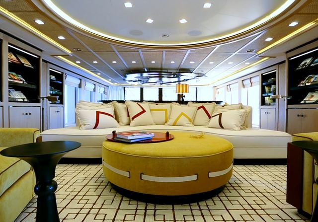Axioma Yacht Video