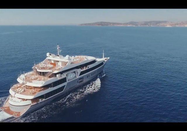 Serenity Yacht Video
