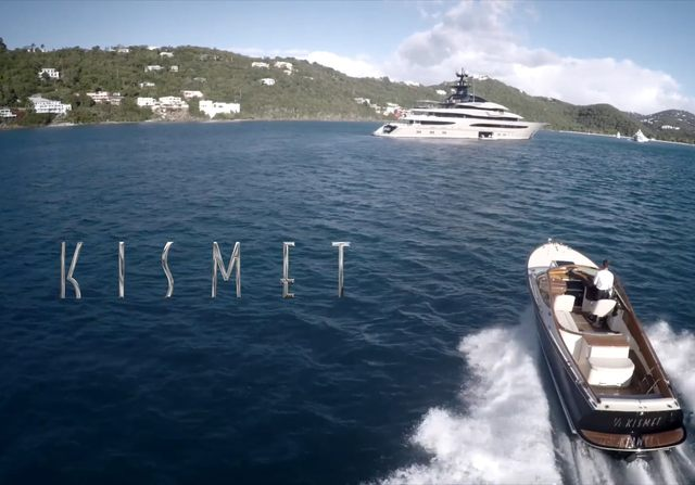 Kismet Yacht Video