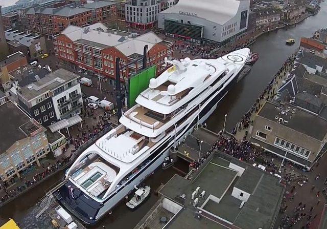 Symphony Yacht Video