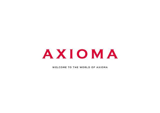Download 'Axioma' yacht brochure(PDF)