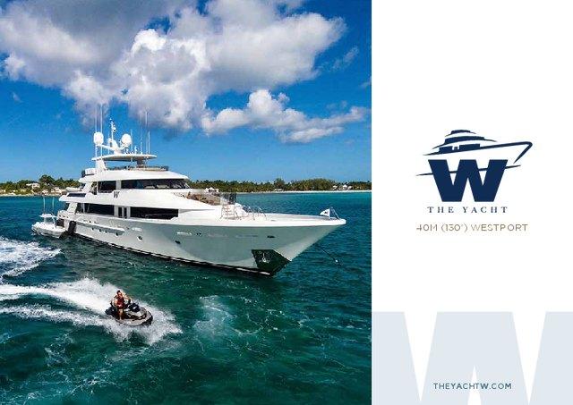 Download Pipe Dream yacht brochure(PDF)