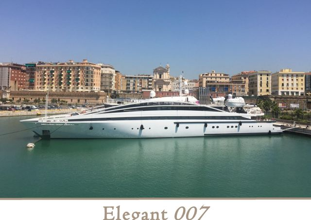 Download 'Elegant 007' yacht brochure(PDF)