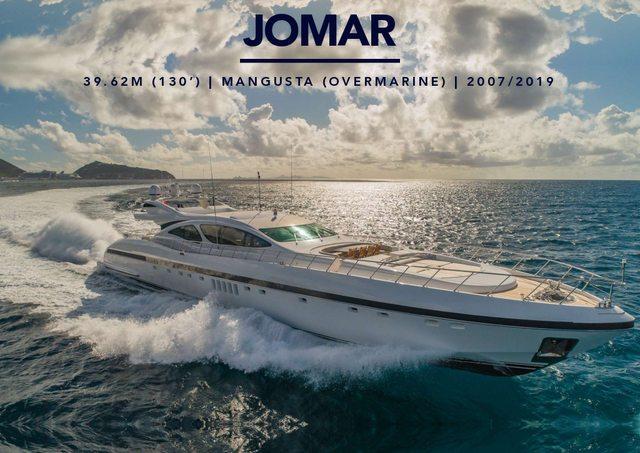 Download Jomar yacht brochure(PDF)