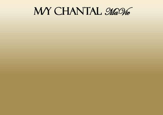 Download Chantal Ma Vie yacht brochure(PDF)