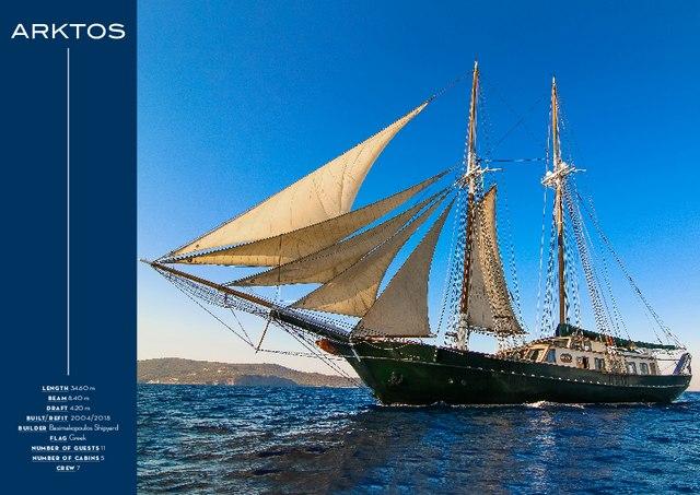 Download 'Arktos' yacht brochure(PDF)