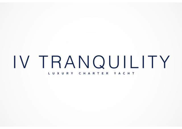 Download IV Tranquility yacht brochure(PDF)