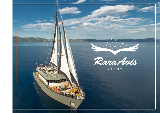 Download Rara Avis yacht brochure(PDF)