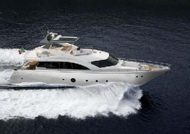 Download Ulisse yacht brochure(PDF)