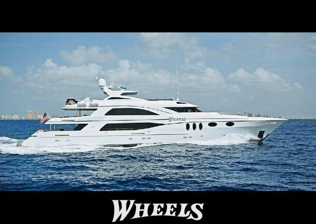 Download 'Wheels' yacht brochure(PDF)