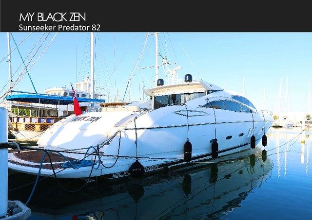 Download Black Zen yacht brochure(PDF)