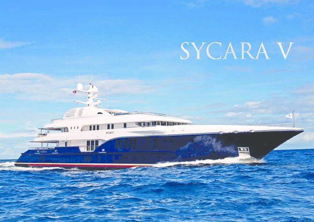 Download Sycara V yacht brochure(PDF)