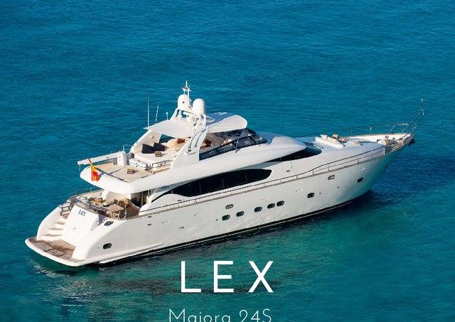 Download Lex yacht brochure(PDF)