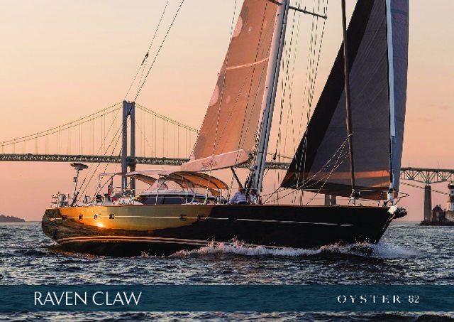 Download Ravenclaw yacht brochure(PDF)