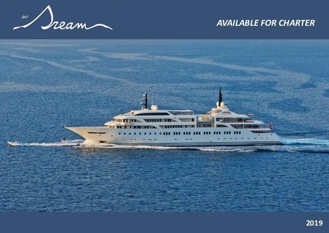 Download Dream yacht brochure(PDF)