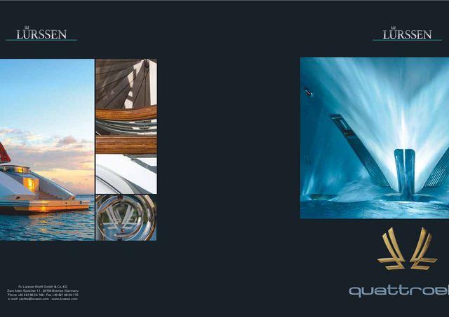 Download 'Quattroelle' yacht brochure(PDF)