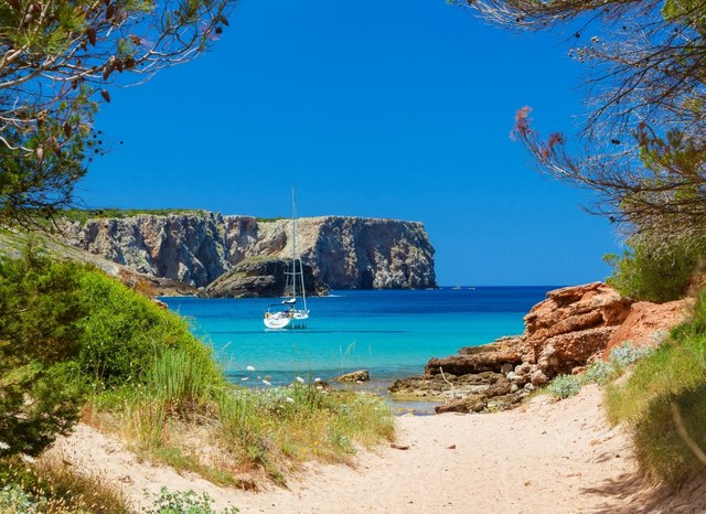 5 of the Best Balearic Beaches