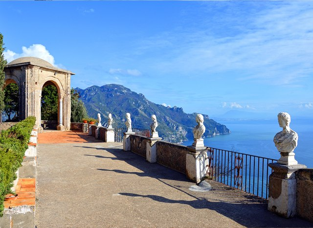 5 reasons to visit Ravello while exploring the Amalfi Coast