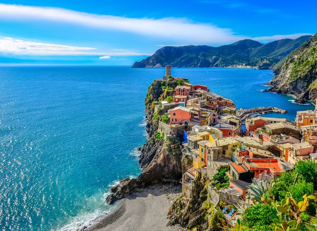 Where should I go on an Italy yacht charter?