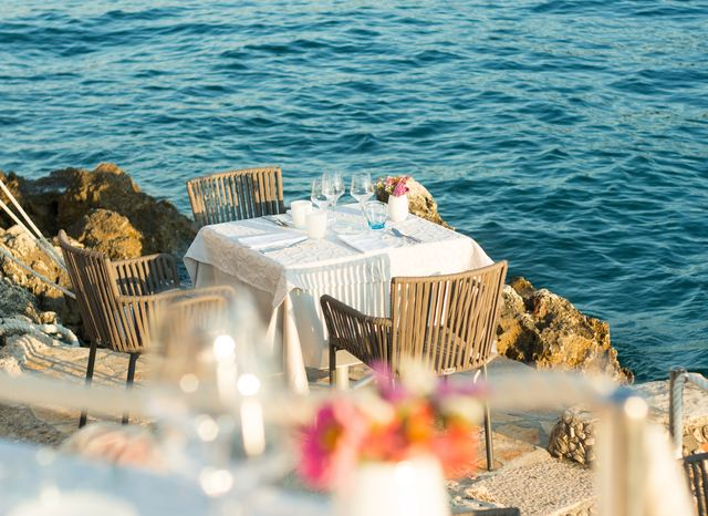 The most sensational restaurants in the Mediterranean
