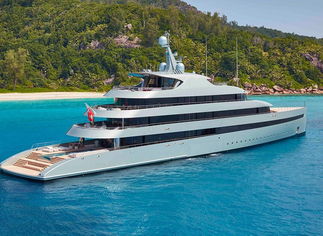 Everything you need to know about Feadship superyacht SAVANNAH