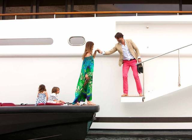 Why A Private Yacht Charter Is The Best Kind Of Family Vacation