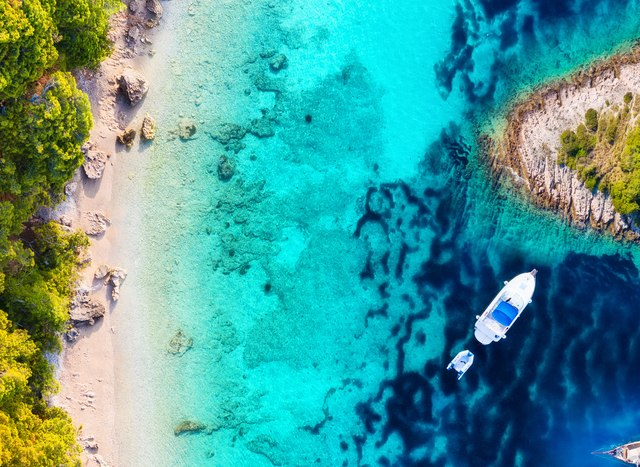 5 of the Best Anchorages in Croatia for Yacht Charters