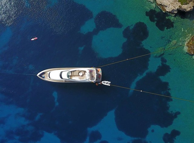 M/Y ZAMBEZI offers unmissable deal for 2020 Greece yacht charters