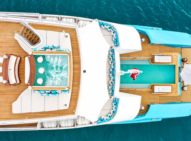 Unbeatable Caribbean charter offer with 72m superyacht AXIOMA