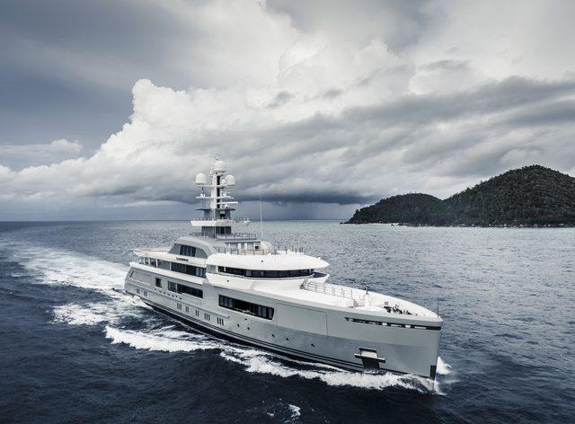 CLOUDBREAK available to charter in Scotland and Norway this May