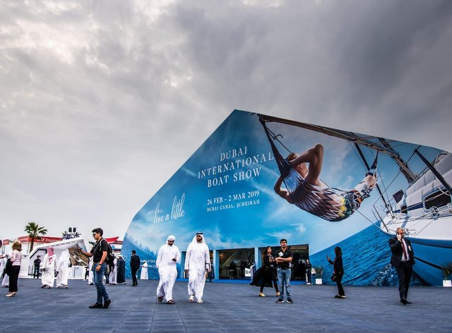 Video: Highlights from the Dubai International Boat Show so far