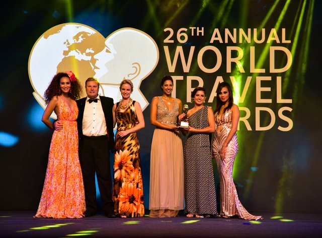 Thanda Island triumphs at World Travel Awards 2019