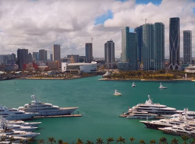 Best photos LIVE: Miami Yacht Show 2019
