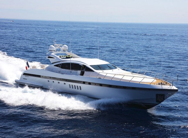 Luxury yacht 'Orion I' joins Mediterranean charter fleet