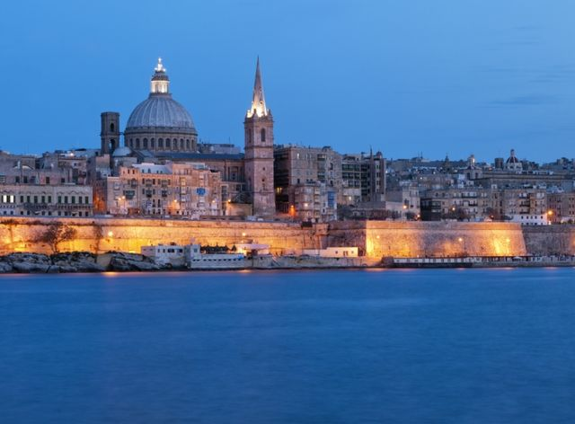VIDEO - World-Class Grand Harbour Marina, Malta