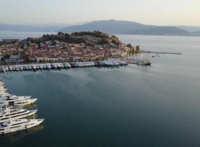 Doors Open at the Mediterranean Yacht Show