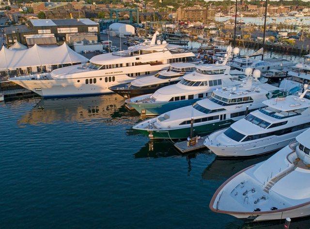 Newport Yacht Charter Show 2019